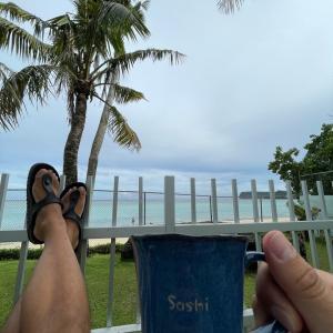 グアムの天気 熱帯低気圧の影響で暫く曇り