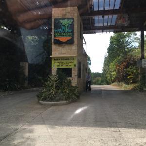 セブ島の動物園
