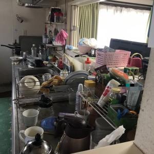 キッチンの整理収納【ビフォーアフター】