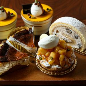 ウェスティンホテル東京『ウェスティンデリ』バスク風チーズケーキ・アップルパイ他 2019年9月