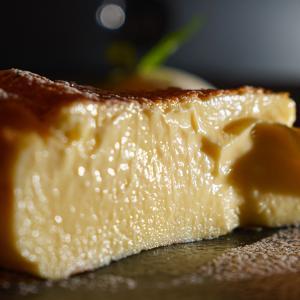 東京・紀尾井町で「バスクチーズケーキ」3種類を食べ比べ