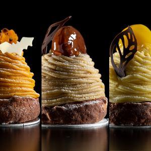 グランドハイアット東京『フィオレンティーナ』モンブラン3種類を食べ比べ 2019年10月