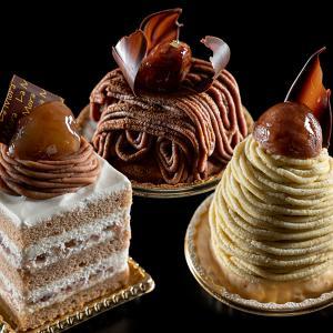浦和ロイヤルパインズホテル『ラ・モーラ』バスクチーズケーキ&栗スイーツ 2019年10月