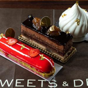 パレスホテル東京『スイーツ&デリ』柚子フロマージュなど冬限定ケーキ 2020年1月