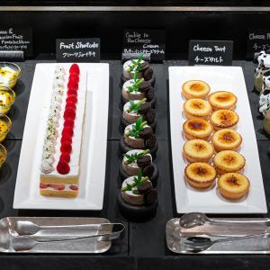 ウェスティンホテル東京『ザ・テラス』ディナーブッフェ(チーズフェア反映) 2019年7月