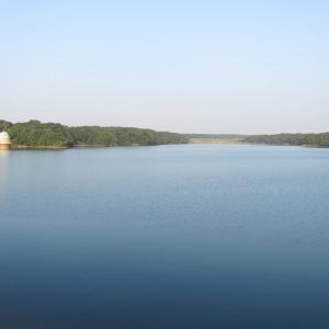 朝の散歩で多摩湖まで【もはや定番】