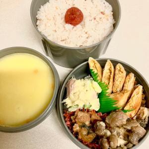 また今日からおべんとう作り( ´ ▽ ` )