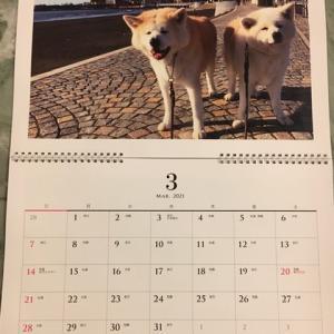 来年のカレンダー(4)
