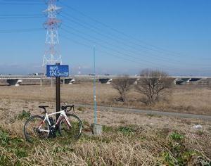 【利根川サイクリングロード】新利根川橋から利根川橋【自転車車載動画】
