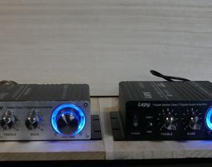 Lepy LP2020PLUS 【開封】  Lepy LP-2024A+の後継機???
