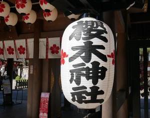 【七五三桜・十月桜】櫻木神社【野田市】 2020年11月9日