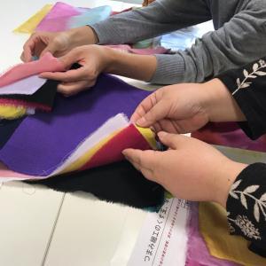 ■教室レポ■理論的に学ぶ半玖珠&くす玉コース