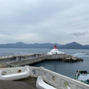 韓国34回目の旅 ~未踏の地へ~ 2日目 外島② 病院船ロケ地 冬ソナロケ地