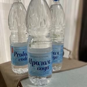 日本初上陸 健康増進抑石温泉水!Prolom voda(プロロムヴォーダ)