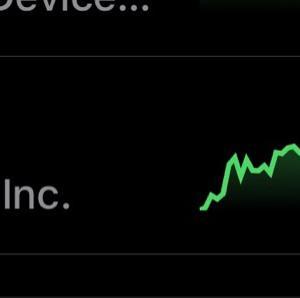 NY株 ガーダントヘルス 3ヶ月で利益120,000万