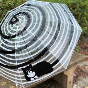 ずり落ちない傘