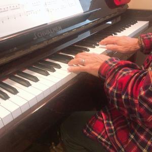 大人のピアノレッスン♪