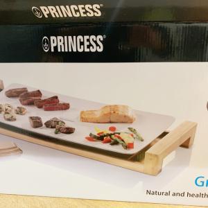 今更ながらprincessのテーブルグリルピュアを買ってみた