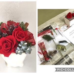 12月のイベント お花の講習会