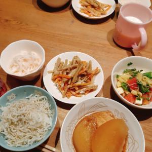 昨日の夕飯♪