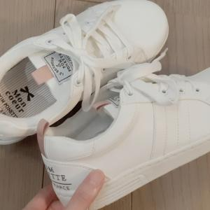 小6娘「紐の靴がいい」♪