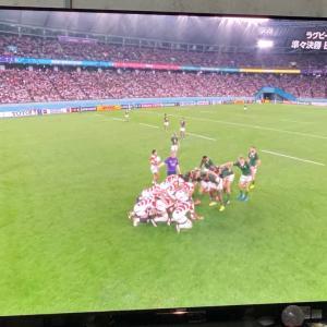 ▶︎日本vs南アフリカ!!!