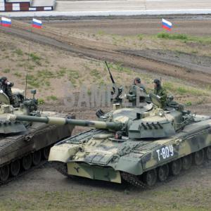 T-80Uの資料同人誌、出します