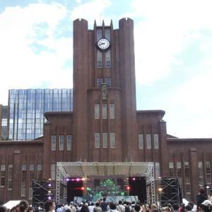 東京大学五月祭での講演が終了
