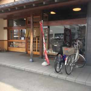 辻井餅店(海)で中華そば