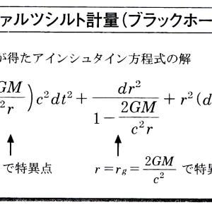 【改稿】魂の行方と「ブラックホールの情報問題」 (45)