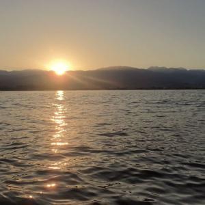 絶好の釣り日和