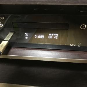 DENON RCD-N9 ピックアップ交換
