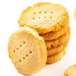 今の買い物方法&小麦粉使わない簡単ショートブレッド風クッキー