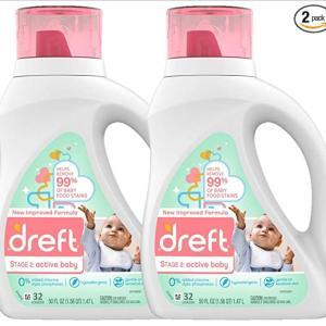 【アメリカ代理出産】赤ちゃん用洗濯洗剤