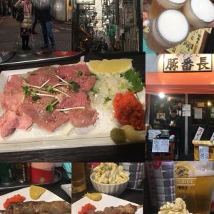 年末のロング走予定♪土曜の蒲田ハシゴ酒の旅5軒♪☆名古屋クリスマスマーケット2019♪