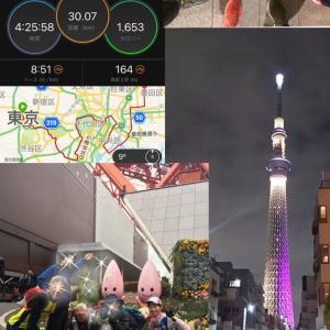 報告☆大江戸試走30kmに行ってきた♪