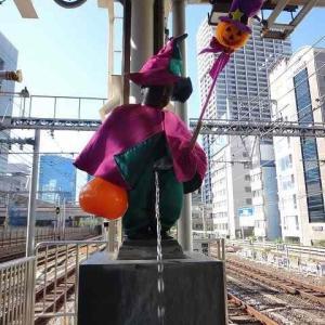 2019年10月_浜松町駅_小便小僧撮ってきた