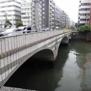 東京都-中央新川郵便局_風景印