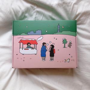 """ondat"" 春BOX'21"