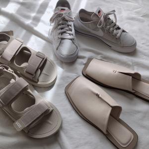 2021SS 買った靴たち