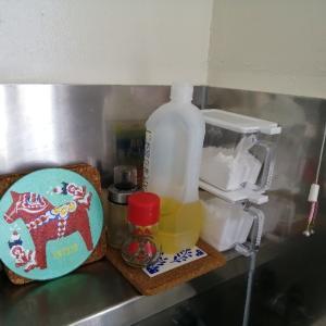 [台所]調味料入れのあれこれ
