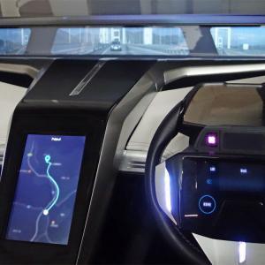 車載ディスプレイタッチモジュール市場の健全化は2022年以降 - IHS調べ
