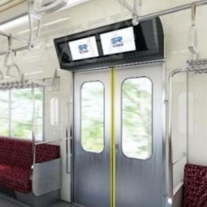 AGCのガラスサイネージ製品、埼玉高速鉄道に採用