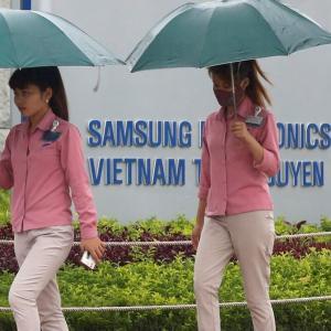 ベトナムでサムスンの採用試験、6千人が応募