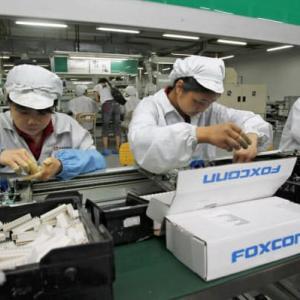 iPhone生産、台湾勢独占に幕 中国企業が来年参入へ