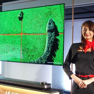 【韓国報道】韓国主導OLEDテレビの世界累計販売台数、年内2000万台突破か