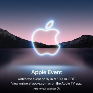 日本時間9月15日--Apple新製品発表イベント 「California streaming.」 ライブ視聴方法・発表が期待されるモノ