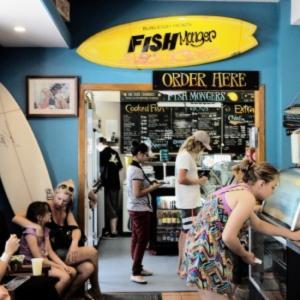 バーレイヘッズにある新鮮なフィッシュアンドチップスが人気のお店!