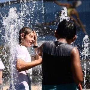 温暖化の影響で今年の夏は猛暑に