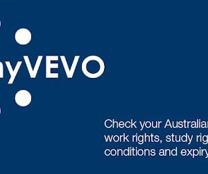 自分のビザ情報がチェックできるアプリ「myVEVO」